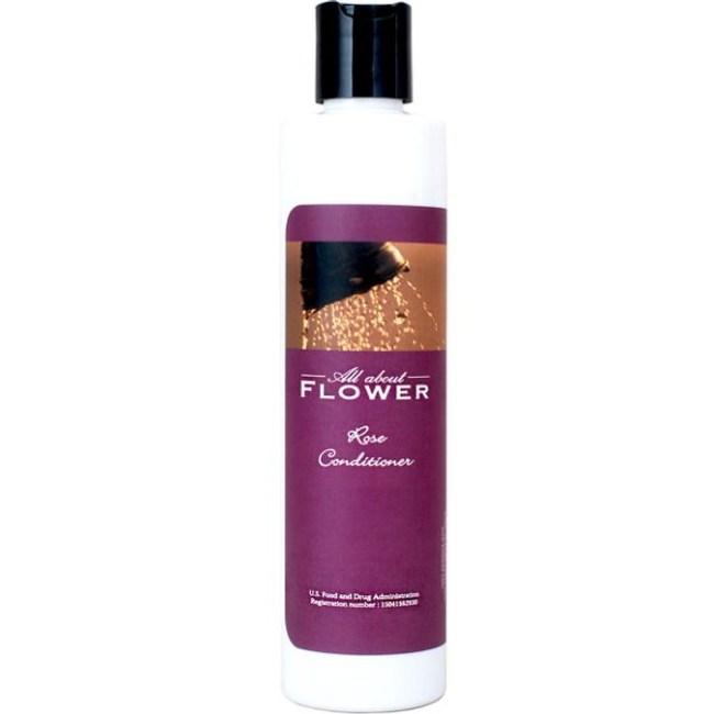 ThaiScent泰香 大馬士革玫瑰柔順護髮素260ml