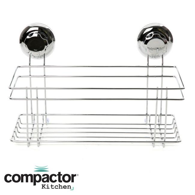 法國品牌 Compactor 吸盤多功能收納籃