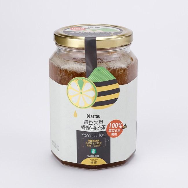 台南麻豆農會文旦蜂蜜柚子茶 800g