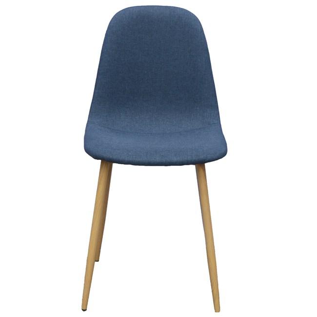 弗雷德餐椅 牛仔藍 型號170347-V2 L1954-8/6237A