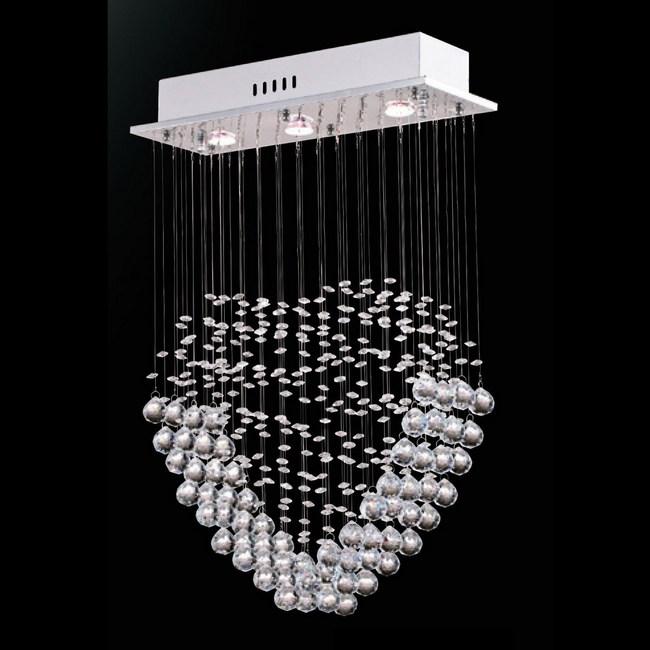 【大巨光】華麗風水晶燈_吸頂燈-中(LW-09-0585)