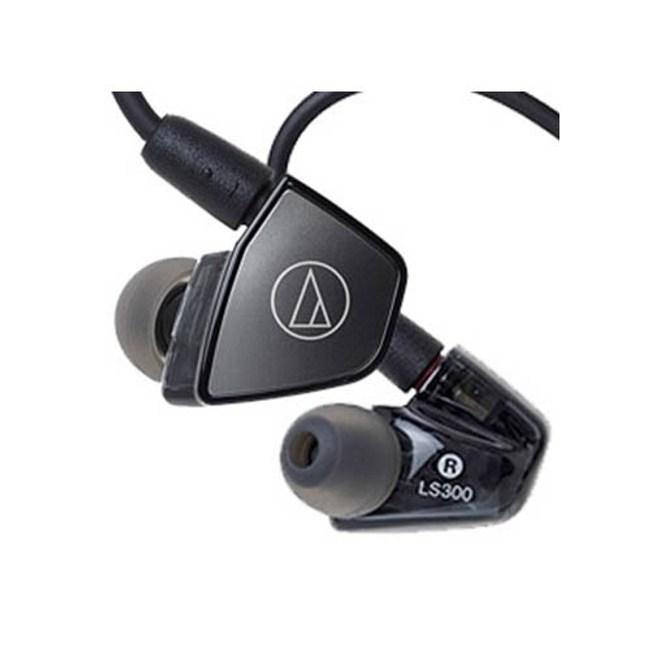鐵三角 ATH-LS300 可拆式入耳式耳機 平衡電樞型