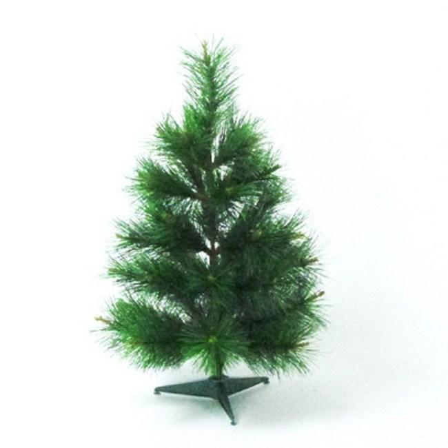 【摩達客】台灣製2尺/2呎(60cm)特級綠色松針葉聖誕樹裸樹(不含飾品/不含燈)本島免運
