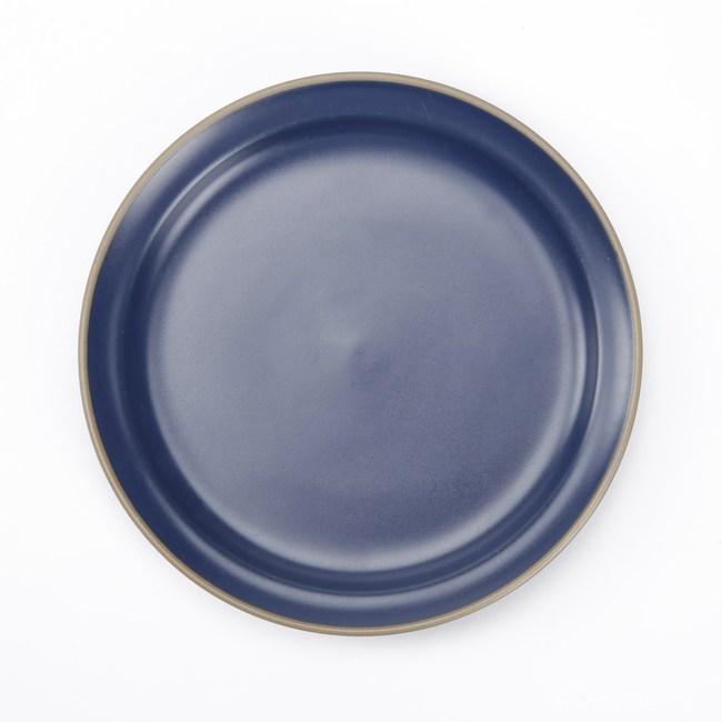 維亞平盤16cm 藍
