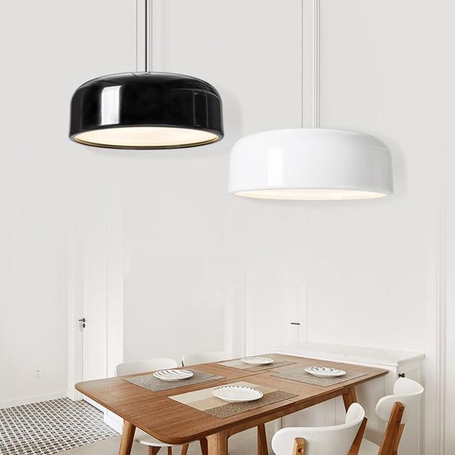 【obis】和平吊燈60cm(兩色)黑色