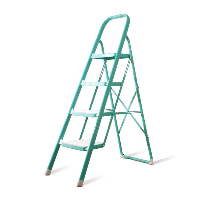 【C'est Chic】Winston溫士登四層樓梯椅-湖水藍