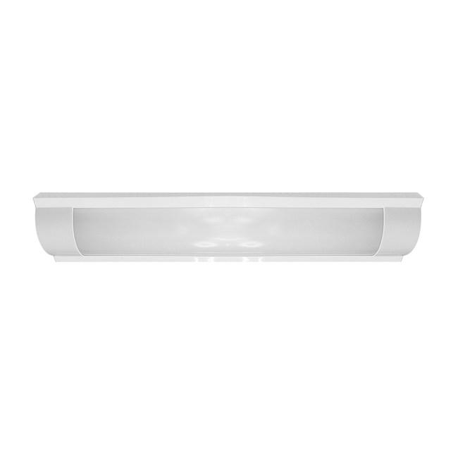 特力屋4呎36W白光薄型LED 燈具