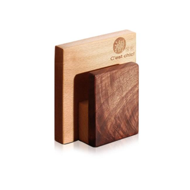 【桐趣】文創木作壁掛/桌上眼鏡架