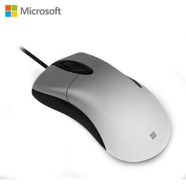 微軟 Microsoft 閃靈鯊專業版遊戲滑鼠 銀珀款NGX-00005