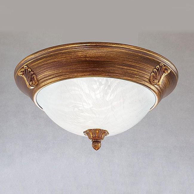 HONEY COMB 希臘神話古典花紋吸頂燈 二燈 TA7500R