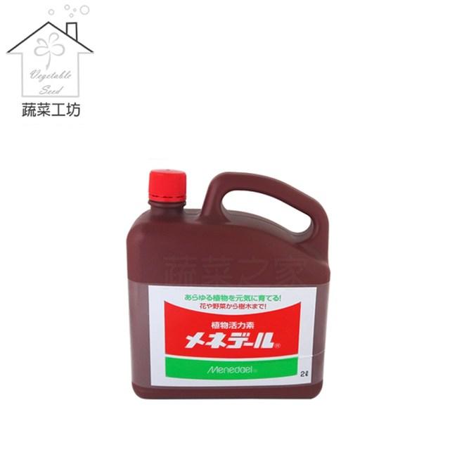 美能露Menedael植物活力素2L