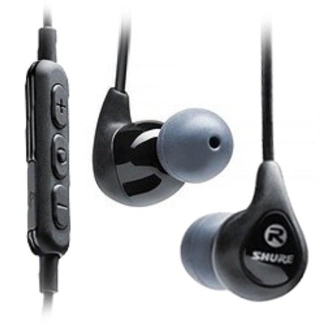 SHURE SE112K-BT1 噪音隔離 藍牙耳道式運動耳機