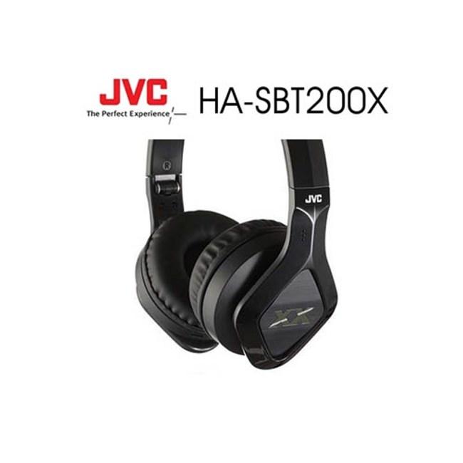 【送收納袋】JVC HA-SBT200X Elation 狂歡系列 重低音耳罩式