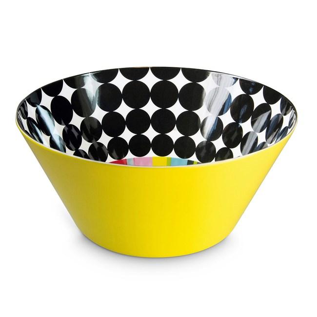 REMEMBER 蔬食沙拉碗(黑彩甜筒)