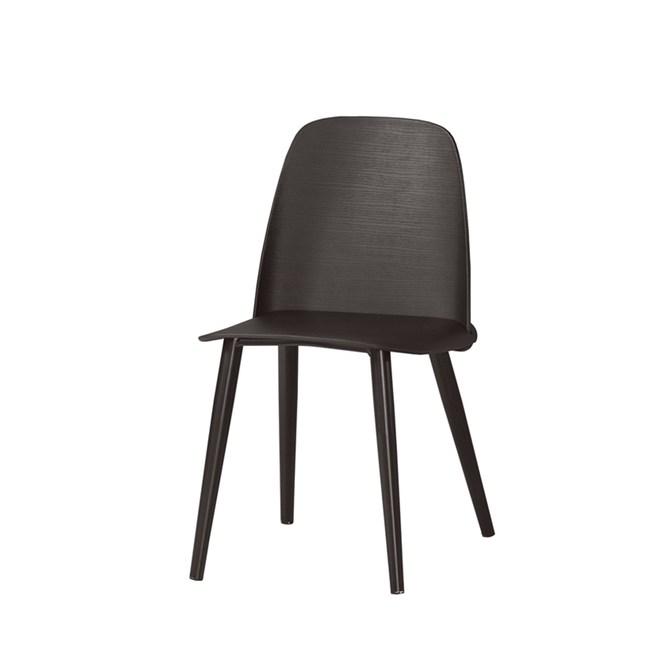 希亞斯造型椅(黑)
