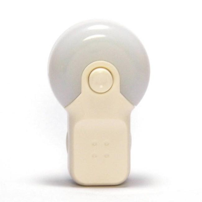 【新格牌SYNCO】甜甜圈開關式LED小夜燈(2入)