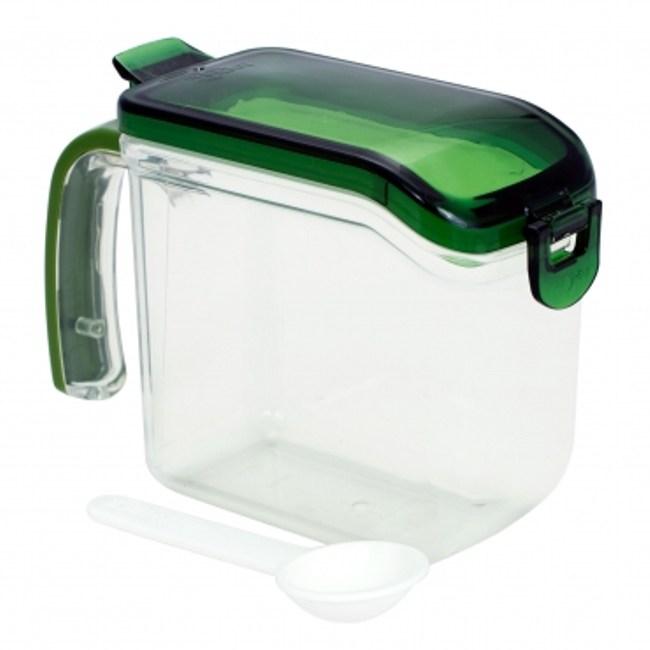 樂扣樂扣PP調理盒430ML/附量匙