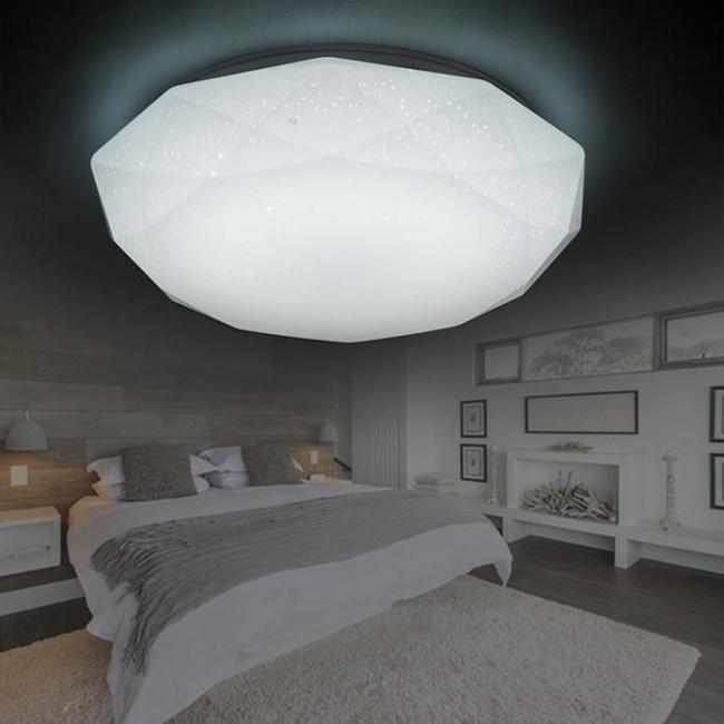 YPHOME 適用2坪25W LED星鑽白光吸頂燈 2225HY860