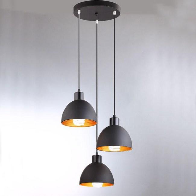 HONEY COMB 工業風圓盤金屬餐吊燈 TA7078R