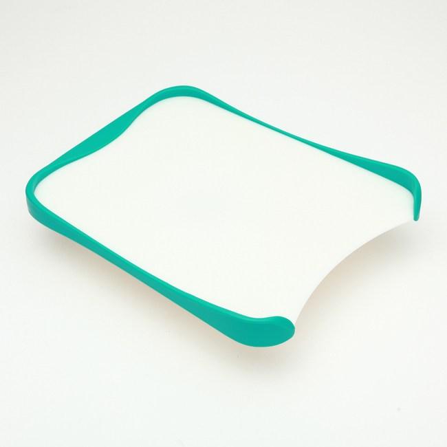大廚易裝盤砧板 藍 34x28cm
