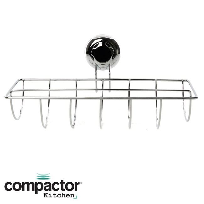 法國品牌 Compactor 吸盤紙巾架