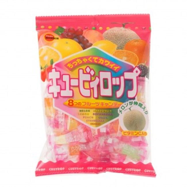 北日本水果粒糖120g
