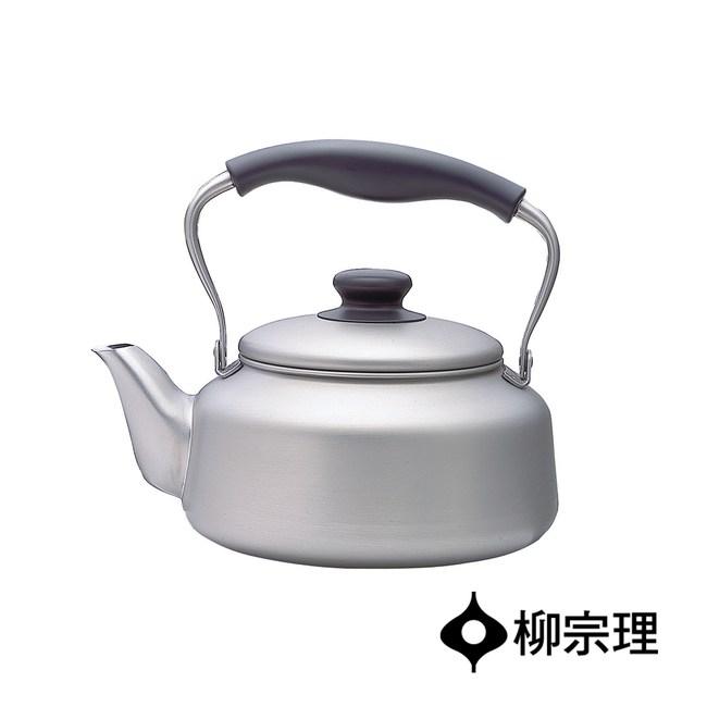 日本柳宗理 不鏽鋼霧面水壺