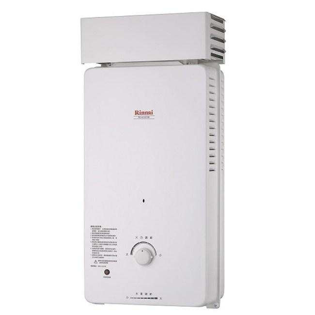 (無安裝)林內12公升屋外熱水器天然氣RU-A1221RF_NG1-X