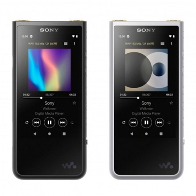 SONY NW-ZX507 64GB 隨身聽銀