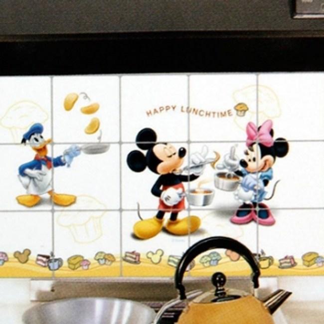 多功能壁飾貼片(Mickey)