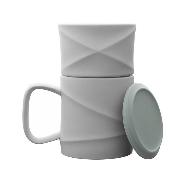 WAVE / 咖啡馬克杯組(綠)