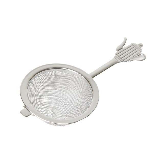 HOLA 茶壺形手柄不銹鋼濾茶器