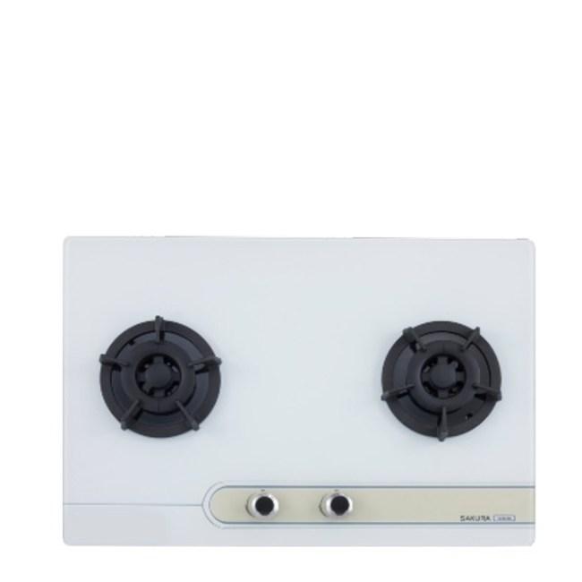 (全省安裝)櫻花雙口檯面爐G-2623GW瓦斯爐天然氣天然氣