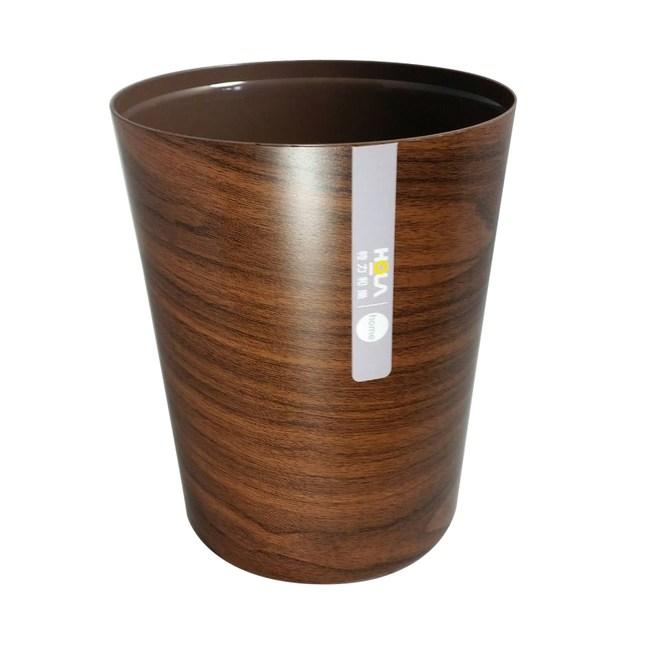 HOLA 上野木紋垃圾桶6L