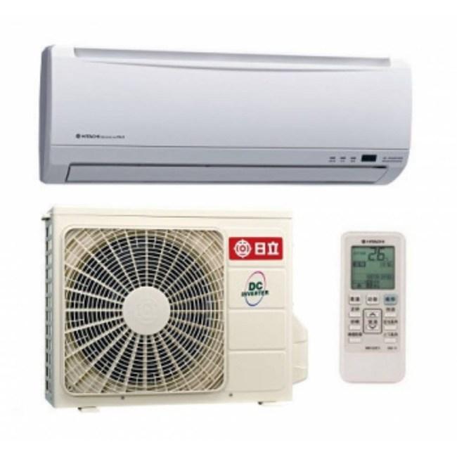 日立冷暖變頻一對一分離式冷氣RAC-22YK1/RAS-22YK1
