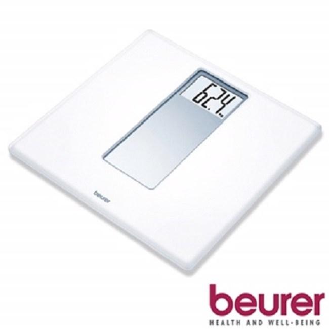 德國博依 beurer 經典素雅電子體重計 PS 160