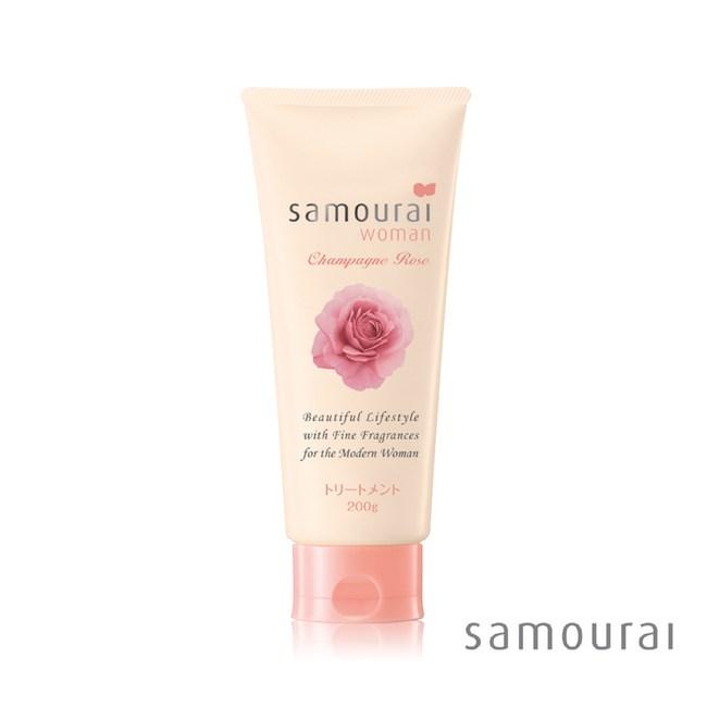 Samourai香檳玫瑰護髮素(200g/瓶)