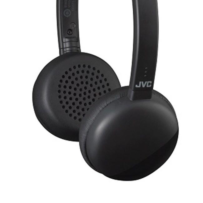 【送收納袋】JVC HA-S28BT 黑色 無線藍牙高音質耳罩式耳機