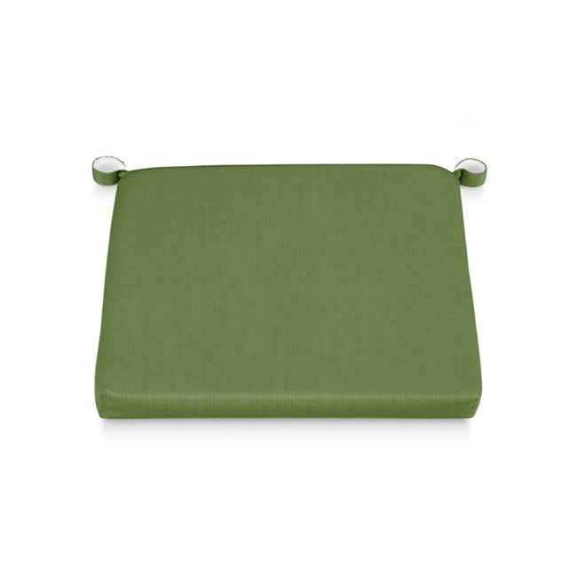 Crate&Barrel Rocha  戶外餐椅/吧檯椅墊 葉綠