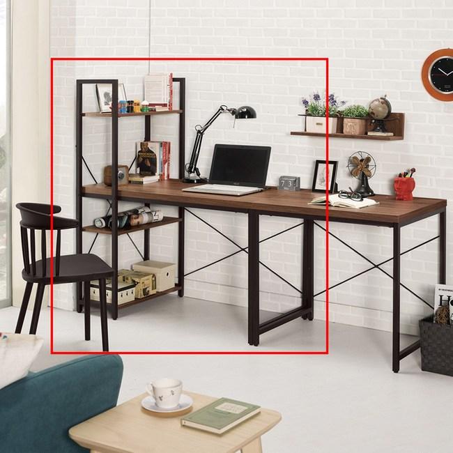 伯恩斯L型書桌