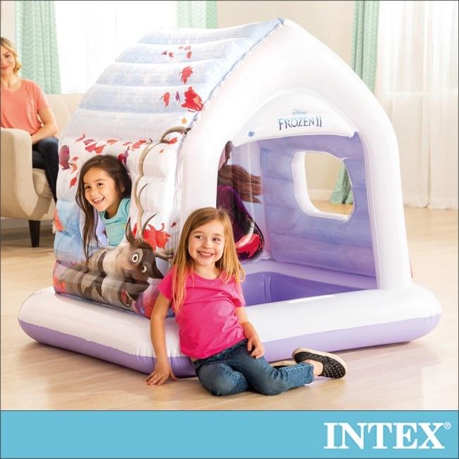【INTEX】FROZEN冰雪奇緣-ELSA遊戲屋(48632)