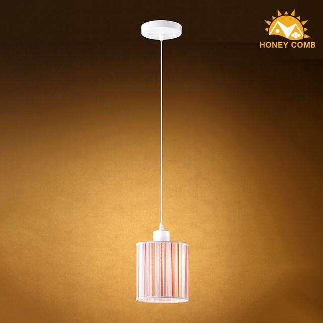 HONEY COMB 創意布罩單吊燈 TA7649R