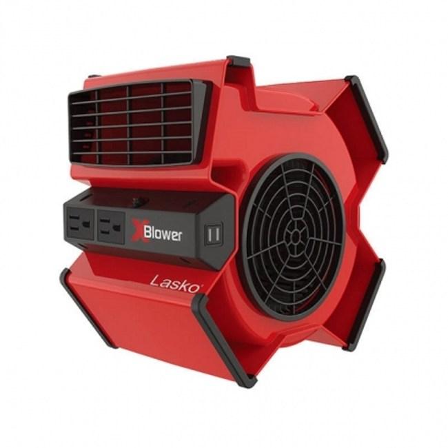 Lasko 樂司科 赤色風暴渦輪風扇 X12900TW