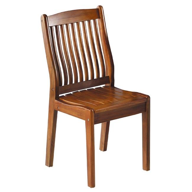 【YFS】爾傑農實木餐椅-43.5x55x88cm