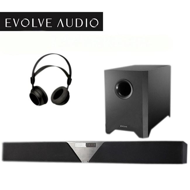 EVOLVE SB-3500 Soundbar 聲霸 無線 藍牙 家庭劇院