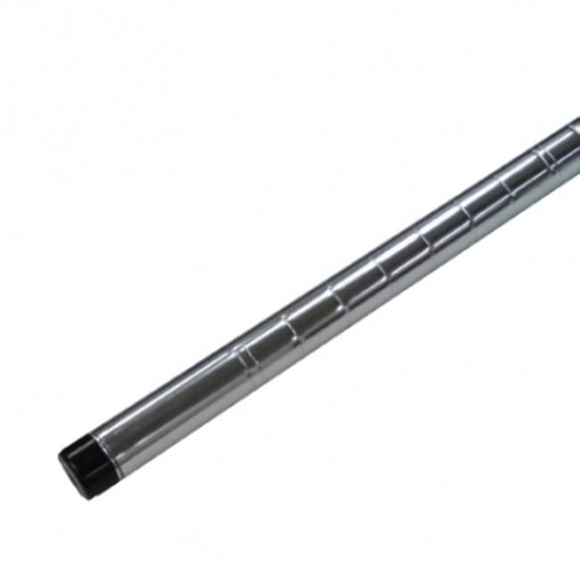 特力屋 鍍鉻鐵管 45cm