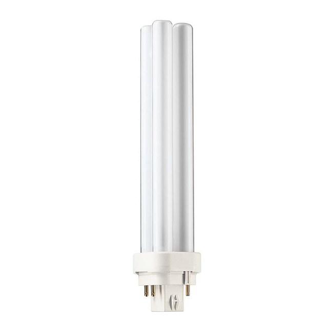 飛利浦PLC 26W 省電燈管黃光4P