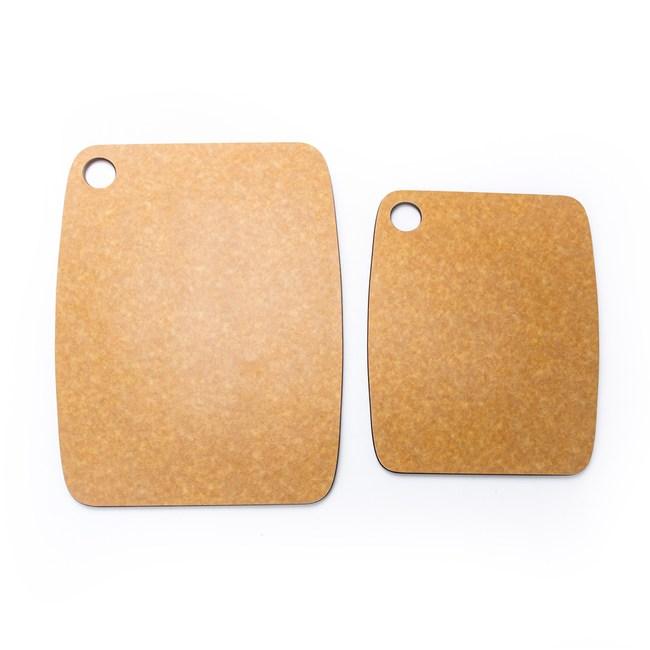 高密度木纖維止滑砧板兩入組 M+S