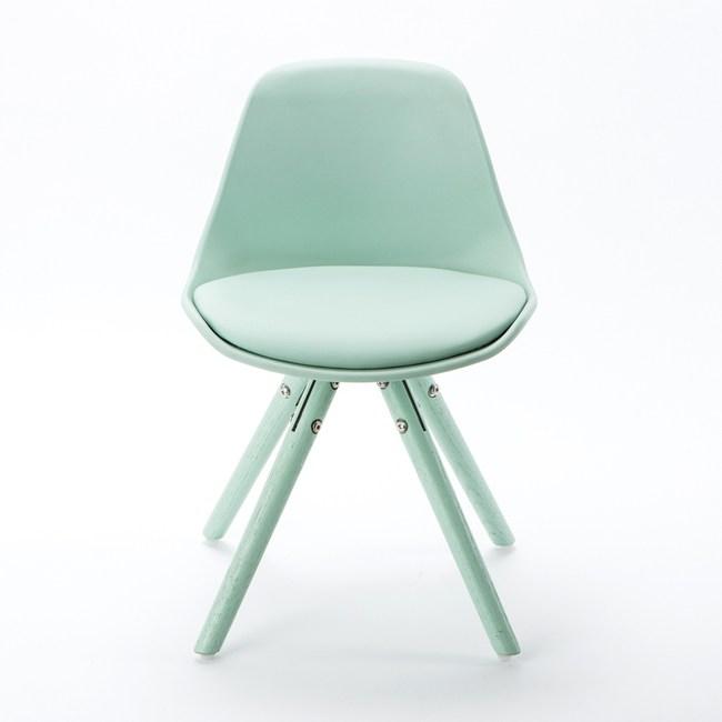 炫彩塑鋼椅 藍