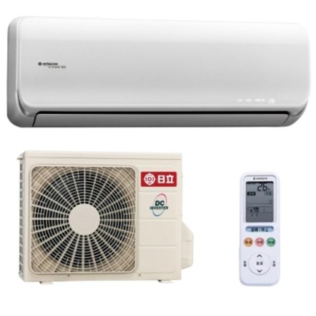 日立冷專變頻一對一分離式冷氣RAC-110JX1/RAS-110JX1